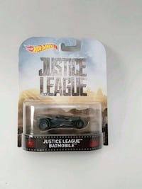 HOT WHEELS JUSTICE LEAGUE BATMOBILE Toronto, M4A 1K1