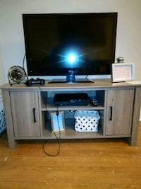 TV stand + TV only!