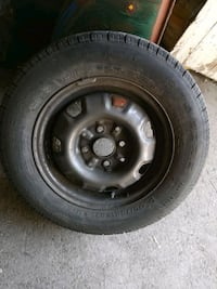 Tires with Rims Laval