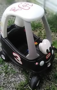 Little Tikes Dale Earnhardt Kid Car Anderson