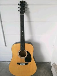 Squire guitar by Fender