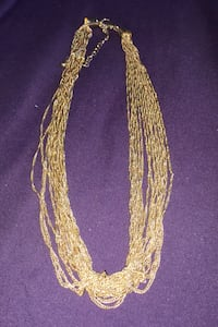24 layer gold filled necklace Las Vegas, 89106