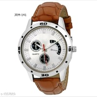 Leather  watch at wholesale Price and COD avail Delhi