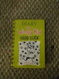 Diary of a wimpy kid hard luck Germantown, 20876
