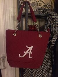 University of Alabama purse BIRMINGHAM