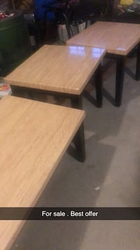 Table set of 3 . Best offer