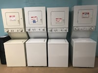 """24"""" stackable washer and dryer 15% off  Reisterstown, 21136"""