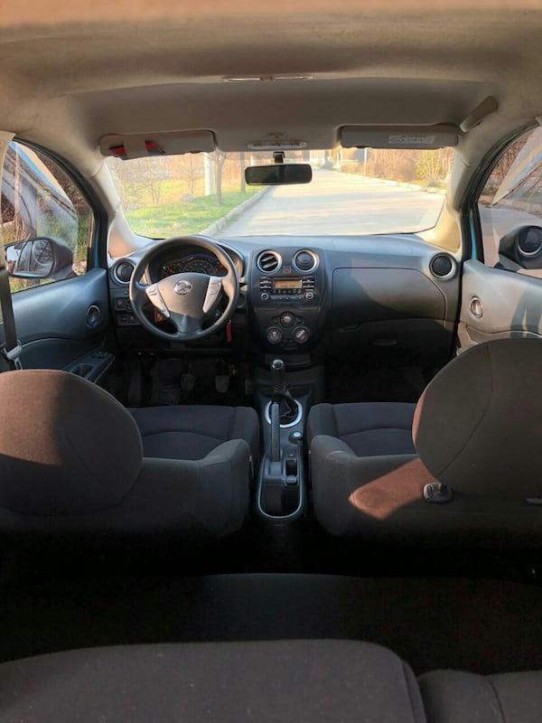 2014 Nissan Note 1.5 DCI VISIA M/T 5