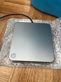 gray HP external hard disk drive Whitby, L1R 3E3