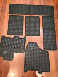sienna all weather floor mats