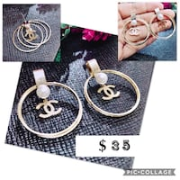 Chanel earrings Beltsville, 20705