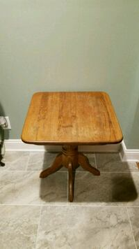 brown wooden table with stand Norton, 44203