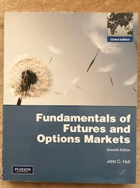 Fundamentals of Futures and Options Market, Hull