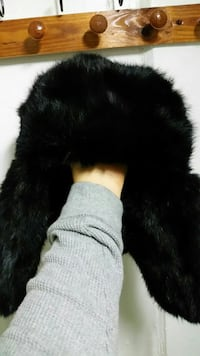 100% rabbit fur hat Size XL  Brooklyn, 11218