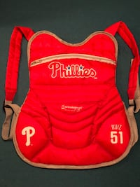 Phillies Carlos Ruiz Child's Backpack West Berlin, 08091