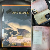 Dirty Blonde ~The Diaries of Courtney Love. 1st edition Hard back book Ambler, 19002