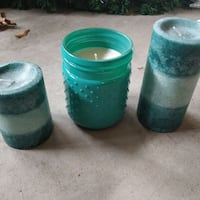 3 pc Candle Set New  Mooresville, 28117