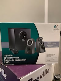 Logitech Speakers Toronto, M6K 2J2