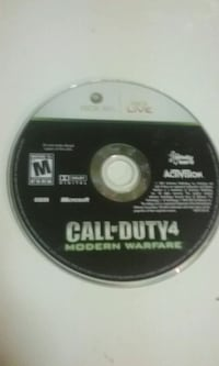 Cal of duty 4 Xbox 360 New York, 10029