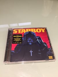 The Weeknd Starboy CD