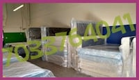 King Mattress Sets - Brand New  < 1 km