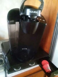 Keurig machine with refillable cup Endicott, 13760
