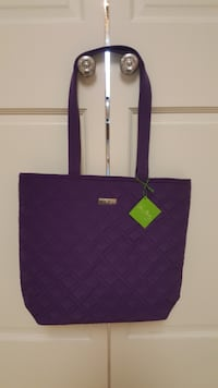 New with tag,  Vera Bradley Iconic  Tote MCLEAN
