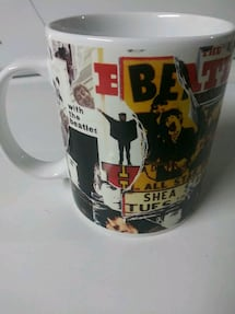 The Beatles Anthology Coffee mug