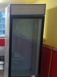 Commercial Refrigerator Sterling