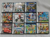 Nintendo DS Games - Great Package Deal - 5 for $60 Markham, ON, Canada