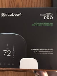 Ecobee4 Smart Thermostat Pro