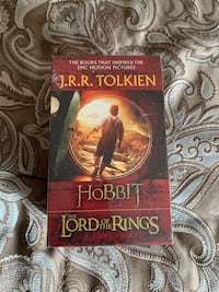 The Hobbit/The Lord of the Rings book set (never opened)