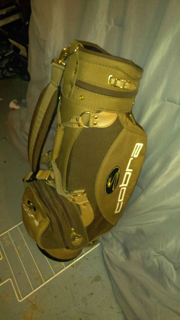 441551dea79d Used Cobra golf bag available for a short time near wem for sale in ...