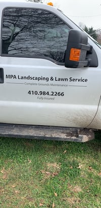 MPA Landscaping and Lawn Service Westminster,Eldersburg, and Mt Airy areas Westminster