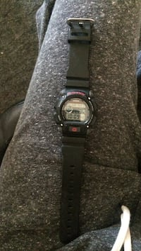 Black casio g-shock digital watch New Bedford, 02740
