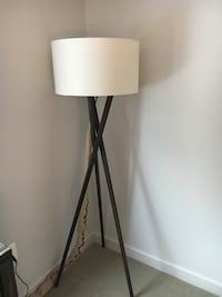 World Market Floor Lamp and Shade with plug cover Arlington, 22201