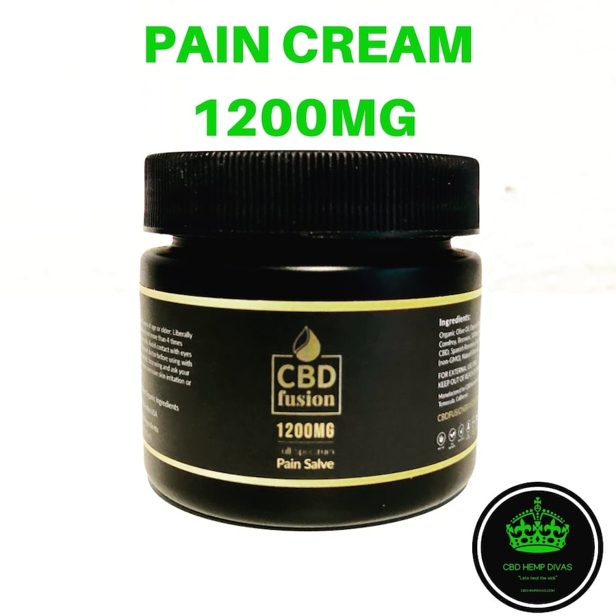 1200mg pain cream. We ship in the USA