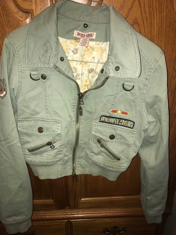 Doki-Geki jacket in good used condition size S