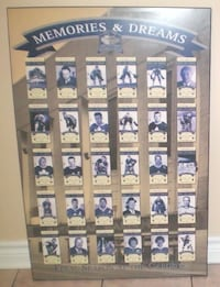 Toronto Maple Leafs Final Season at the Gardens Plaque 36 x 24