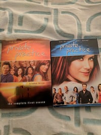 Private Practice DVD's North Springfield, 22151