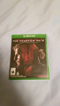 Metal Gear Solid: The Phantom Pain - Xbox One College Park