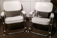 Kingfish Marine Boating Stainless St Chair (pair)  Toronto, M3A 2K5