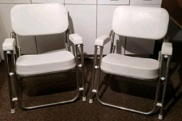 Kingfish Marine Boating Stainless St Chair (pair)