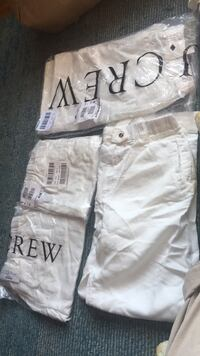 Brand new J. Crew white jeans  Woodbridge, 22193