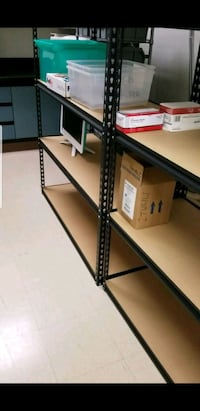 Metal Storage Rack Miami Lakes