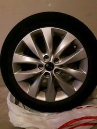 Kia Optima Original Rims  Milton, L9T 0E9