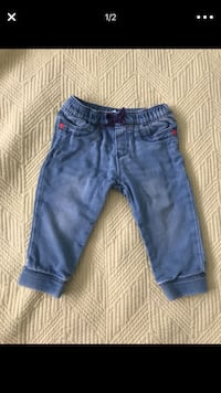 12m girl Carters soft jogger Washington, 20024