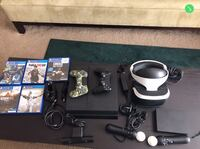 PS4, VR set, & games! Baltimore, 21229