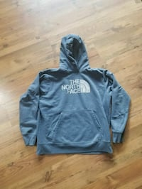 blue The North Face pullover hoodie Kelowna, V1X 7C7