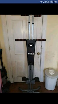 black and gray exercise equipment Ridgely, 21660